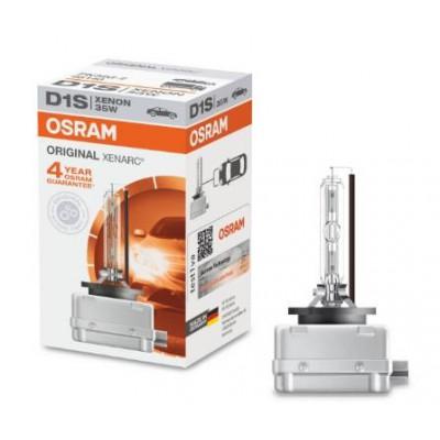 Лампа ксеноновая Osram Original Xenarc D1S 85V 35W 66140