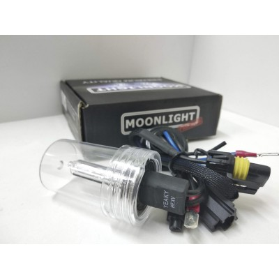 Ксеноновая лампа Moonlight  PREMIUM 35W H1 4500/5500K +50%