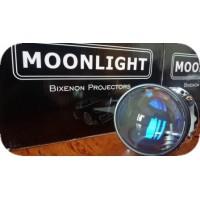 Биксеноновые линзы Moonlight G5 EVO EU Blue