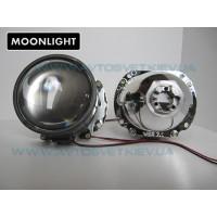 Биксеноновые линзы Moonlight G5 EVO