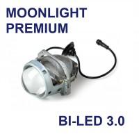 Светодиодные Bi-Led линзы Moonlight 3.0 Premium
