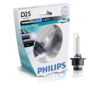 Ксеноновая лампа Philips D2S X-tremeVision 4800K (блистер)